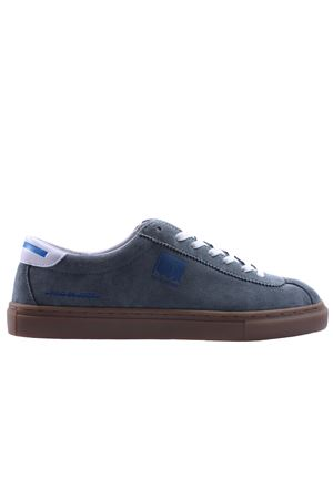 Sneakers in suede camouflage PRO01JECT | 20000049 | PR01MARINA/BLUE