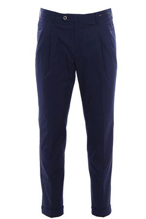 Pantalone ultralight in cotone stretch PT01 | 5032272 | COASSYZ00DAMBP230360