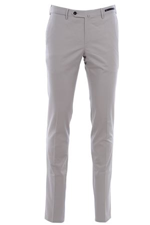 Pantalone in seta e cotone stretch PT01 | 5032272 | CODL01Z00RFTBB140020