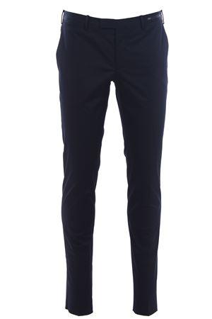 Pantalone business in cotone stretch PT01 | 5032272 | COKSZEZ10CL1MP270360