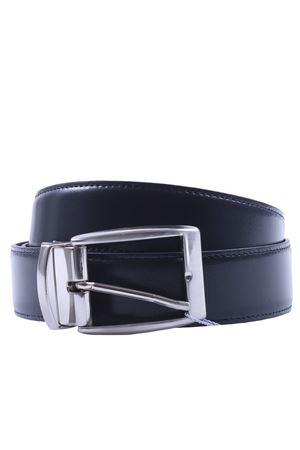 Cintura in pelle reversibile SADDLER
