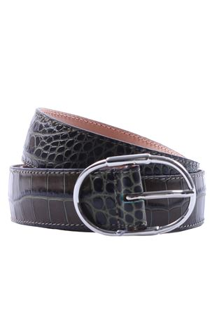 Printed coconut belt