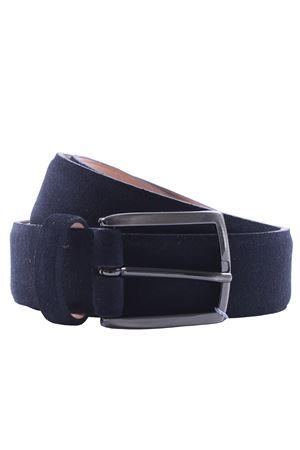 Cintura in camoscio SADDLER