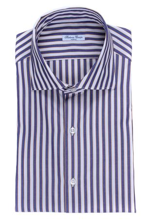 Camicia a righe in cotone SARTORIA CAMPO | 5032279 | GH57302