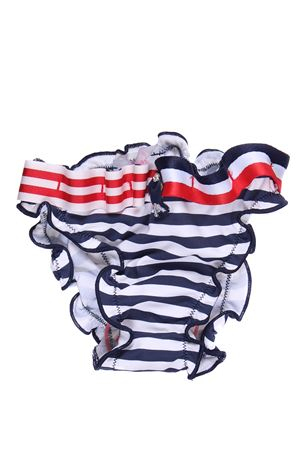 Striped monokini
