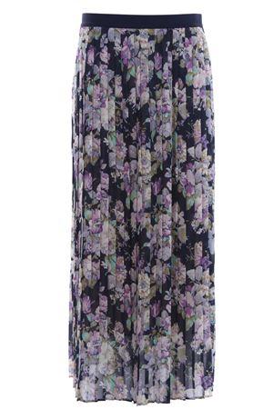 Long plissè skirt SEMICOUTURE | 5032307 | P9SS9PT03K690