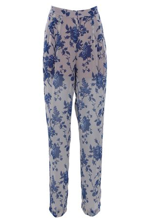 Pantaloni gamba larga con pinces SEMICOUTURE | 5032272 | P9YY9PS01K690