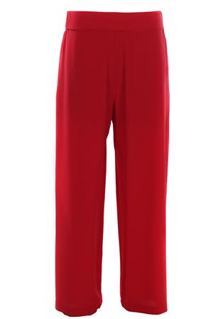 Silk pants