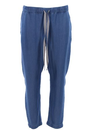 Pantaloni con coulisse in tencel SEMICOUTURE | 5032272 | P9YYPPY03N060