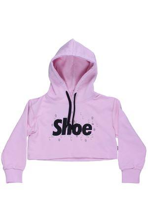 Sweatshirt with hood SHOE | -161048383 | E9CF8441PINK LILAC