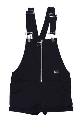 Cotton overalls SHOE | 5032276 | E9IF86BLACK