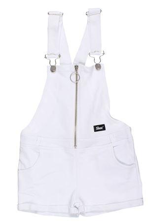 Cotton overalls SHOE | 5032276 | E9IF86WHITE