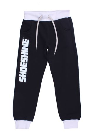 Pantalone jogging in felpa di cotone SHOE | 5032272 | E9PM0307BLACK