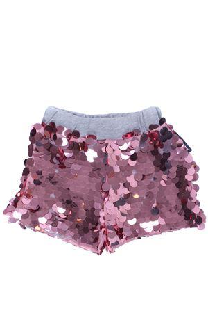 Shorts con paillettes SHOE | 30 | E9SF81PINK
