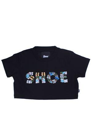 Cotton t-shirt SHOE | 8 | E9TF8442BLACK