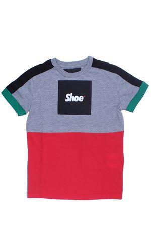 Crew neck t-shirt SHOE | 8 | E9TM530ROUGE