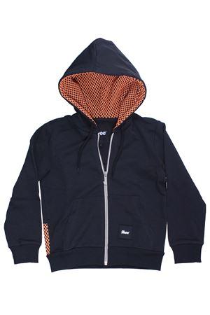 Sweatshirt with hood SHOE | -161048383 | E9ZM82ANTHRA