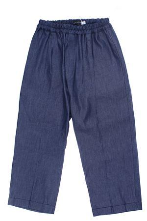 Pantalone cargo  SKILL OFFICINE   5032272   PB1BLU