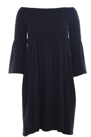 Cotton dress SNOBBY SHEEP | 5032276 | 58090BLACK