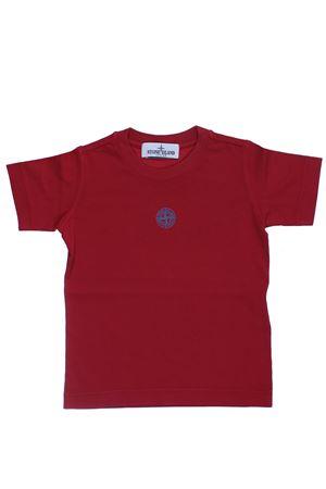 T-shirt girocollo in cotone STONE ISLAND | 8 | 701621454V0010