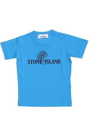 T-shirt girocollo in cotone STONE ISLAND | 8 | 701621455V0023