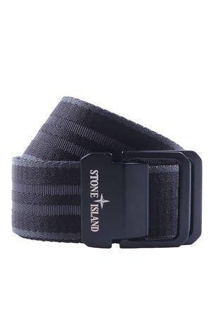 Cintura in nylon bicolore STONE ISLAND   5032288   701690363V0029