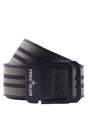 Cintura in nylon bicolore STONE ISLAND | 5032288 | 701690363V0054