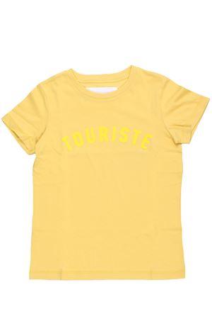 Cotton t-shirt TOURISTE | 8 | 91TS210TOC198