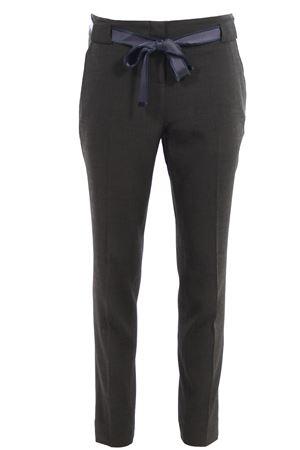 Pantaloni in viscosa con cintura VIA MASINI 80 | 5032272 | CORSOGENOVAP19M604ML604ML