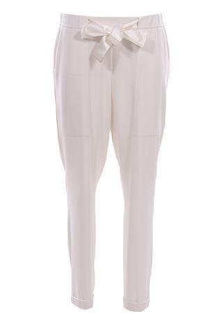 Pantaloni gamba larga con elastico VIA MASINI 80 | 5032272 | P19M690B40