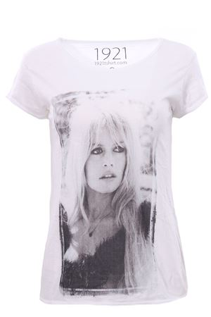 T-shirt con stampa 1921 | 8 | WOMAN00745