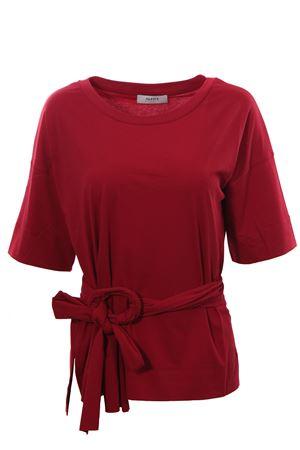 T-shirt con cintura in cotone ALPHA | 8 | AD3410C9212