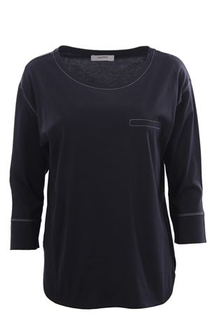 T-shirt girocollo in cotone  ALPHA | 8 | AD3631C9236