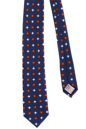 Cravatta stampata in seta ALTEA | 5032289 | 20191207