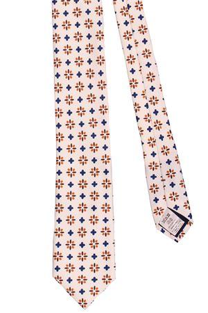 Cravatta stampata in seta ALTEA | 5032289 | 20191208