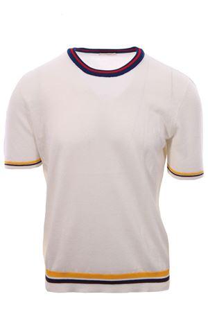 Maglia t-shirt con profili a contrasto ALTEA | -161048383 | 205127127