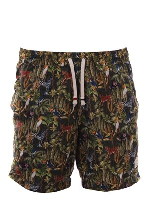 Swim short jungle