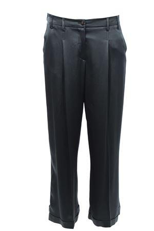 Pantaloni gamba larga con pinces ALYSI | 5032272 | 100153P0219LAGO