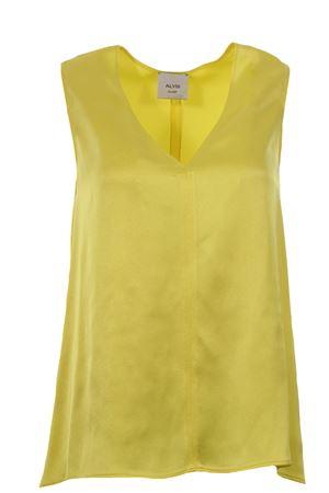 V-neck camisole ALYSI | 8 | 100272P0219LIMONE