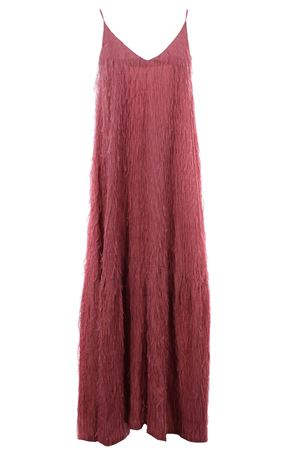 Long dress with fringes ALYSI | 5032276 | 100513P0229FARD