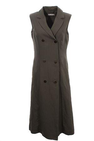Double breasted long dress ANNA SERRAVALLI | 5032276 | S896149
