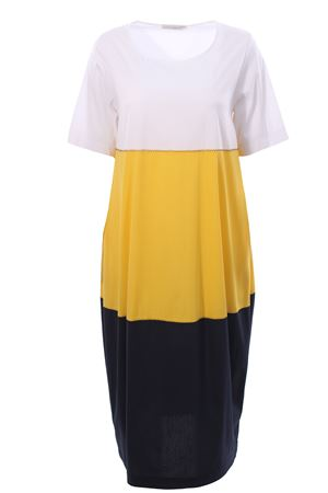 Flared long dress ANNA SERRAVALLI | 5032276 | S9131004