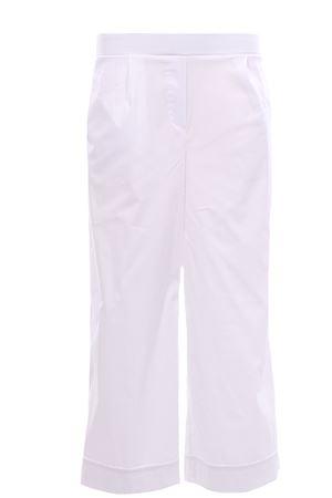 Pantaloni gamba larga con risvolto ANNA SERRAVALLI | 5032272 | S926002