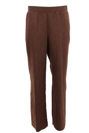 Pantalone gamba larga  ANNA SERRAVALLI | 5032272 | S931A108