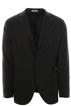 Light velvet jacket