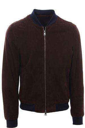 Suede jacket BRIAN DALES | 5032285 | JK4301G727003