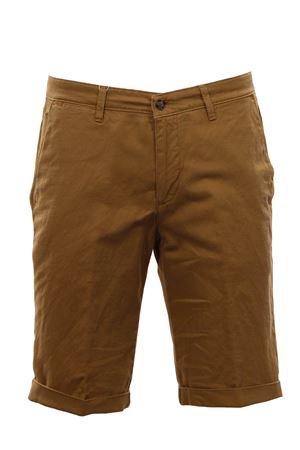 Cotton and linen shorts BRIGLIA | 30 | BG10839559554