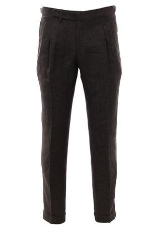 Pantalone sartoriale in active linen  BRIGLIA | 5032272 | QUARTIERI32011872