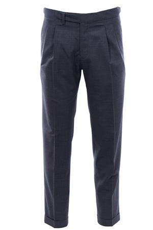 Pantalone sartoriale in tela di lana stretch BRIGLIA | 5032272 | QUARTIERI32012580