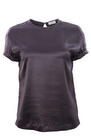Silk crew neck BRUNELLO CUCINELLI | 8 | M0C59DE310C079